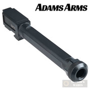 Adams Arms Glock 17 Gen1-4 BARREL Fluted Threaded Black Nitride ADA47002