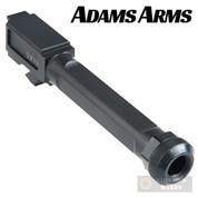 Adams Arms Glock 19 Gen1-4 BARREL Fluted Threaded Black Nitride ADA47001
