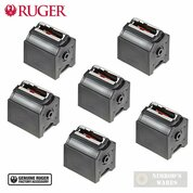 Ruger 10/22 BX-1 .22LR 10 Round MAGAZINES 6-Pk 90451