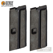 Henry AR-7 US Survival Rifle .22LR 8 Round MAGAZINE 2-PACK Metal Clip HS-15-16-17
