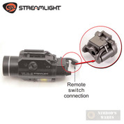 Streamlight TLR BATTERY DOOR/SWITCH Integrated Remote Connector 69130