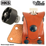 HKS Speedloader .38/.357 S&W Dan Wesson Charter Taurus with DeSantis POUCH 10A A93TJQQZ0