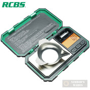 RCBS Pocket Scale 1500 Grain 0.10 Accuracy RELOADING HANDLOADING 98914