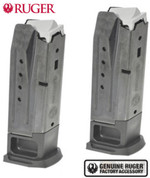 Ruger SECURITY-9 9mm 10 Round MAGAZINE 2-Pk 90685