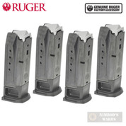 Ruger SECURITY-9 9mm 10 Round MAGAZINE 4-Pk 90685