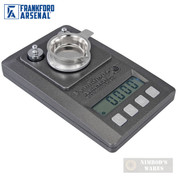 Frankford Arsenal PLATINUM Ser. PRECISION SCALE 1500 gr. Capacity + Case 909672