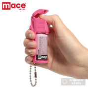 Mace POCKET PEPPER SPRAY 10ft Range Flip-Top Self-Defense 80740