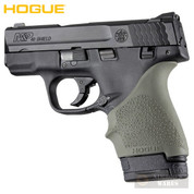 Hogue S&W Shield 9/40 Ruger LC9 EC9 and More GRIP SLEEVE OD Green 18401