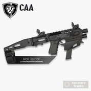 CAA Micro Roni CONVERSION KIT + Extended Stabilizer GLOCK 17 19 19X 22 23 25 31 32 45 MCK