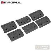 Magpul M-LOK RAIL COVER Type 2 Low-Profile 6 Panels TSP MAG603-BLK