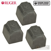 Ruger BX-1 BX-15 BX-25 MAGAZINE DUST COVERS 3-pk 90403