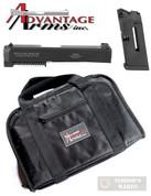 Advantage Arms GLOCK 26 27 Gen3 Conversion Kit .22LR + Range BAG AACG26-27G3