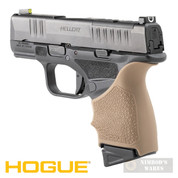 Hogue SPRINGFIELD HELLCAT GRIP SLEEVE Beavertail FDE 18313