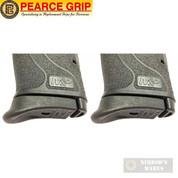 Pearce Grip S&W M&P SHIELD EZ 9MM GRIP EXTENSION 2-PACK PG-9EZ