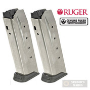 Ruger AMERICAN PISTOL .45ACP 10 Round MAGAZINE 2-PACK 90512