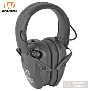 Walker's RAZOR SOLE Slim Electronic EAR MUFFS NRR 23 GWP-RSEMS
