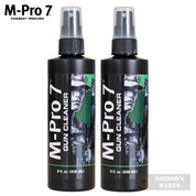 M-Pro 7 GUN CLEANER Remove Carbon Lead Copper 8 oz 2-PACK 070-1005