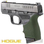 Hogue SPRINGFIELD HELLCAT GRIP SLEEVE Beavertail OD Green 18311