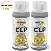 Break Free CLP Clean Lubricate Preserve Firearms 2 oz CLP-20 2-PACK