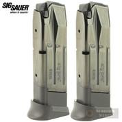 Sig Sauer SP2022 Pro 2340 Pro 2009 9mm 10 Round MAGAZINE 2-PACK MAG-2022-9-10