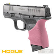 Hogue SPRINGFIELD HELLCAT GRIP SLEEVE Beavertail Pink 18317