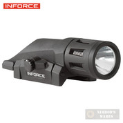 InForce WML WEAPONLIGHT + IR Infrared Gen 2 400 Lumens Strobe W-05-2