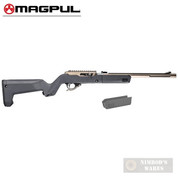 MAGPUL X-22 BACKPACKER STOCK + FOREND for Ruger 10/22 TakeDown MAG808-GRY MAG1066-GRY