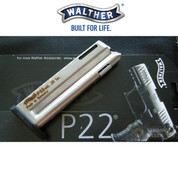 Walther P22 22LR 10 Round Standard SS Magazine 512602