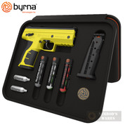 Byrna HD Pepper Kit PEPPER BALL LAUNCHER 220-300fps Self-Defense 11070