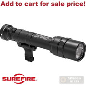Surefire M640 SCOUT WEAPONLIGHT PRO 1000 Lumens 1913/M-LOK M640U-BKPRO - Add to cart for sale price!