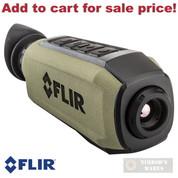 FLIR Scion OTM366 THERMAL MONOCULAR 640x480 9/60 hz Bluetooth WiFi 7TM-01-F240 - Add to cart for sale price!