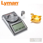 Lyman Micro-Touch 1500 RELOADING SCALE 1500 Grain Capacity AC/Battery 7750700