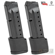 ProMag S&W M&P Shield .40S&W 9 Round EXTENDED MAGAZINE 2-PACK SMI31