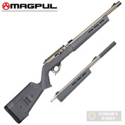 MAGPUL Hunter X-22 RUGER 10/22 Takedown Stock/Chassis + Extra Forend MAG760-GRY MAG1065-GRY