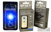"BRITE-STRIKE APALS10-BLU ""GEN4"" Adhesive Light Strips BLUE x 10"