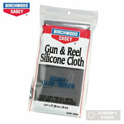 Birchwood Casey Gun & Reel Silicone Cloth for Metal/Wood/Plastic 30001