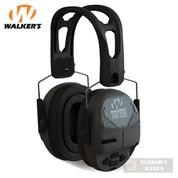 Walker's FIREMAX EAR MUFFS Rechargeable Slim 20-23 NRR 4 Modes GWP-DFM