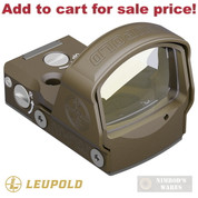 LEUPOLD DeltaPoint Pro Red Dot SIGHT 6 MOA Illuminated Reticle 181106 FDE - Add to cart for sale price!