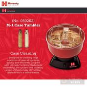 Hornady M-1 CASE TUMBLER Clean & Polish Reloading Case Prep 050202