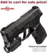 Surefire SIG P365 XSC WEAPONLIGHT 350 Lumens Rechargeable XSC-P365 - Add to cart for sale price!
