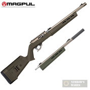 MAGPUL Hunter X-22 RUGER 10/22 Takedown Stock/Chassis + Extra Forend MAG760-ODG MAG1065-ODG