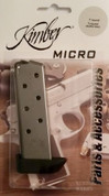 KIMBER 1911 MICRO .380 ACP 7Rd SS FACTORY Magazine 1200164A