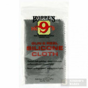 Hoppe's 1218 Silicone Gun & Reel Cloth: Polish/Coat/Protect