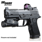 Sig Sauer FOXTROT1 WEAPON LIGHT 450 Lumens Picatinny Sig Glock Rails SOF12001