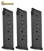 BROWNING 1911-380 .380ACP 8 Round Steel MAGAZINE 3-PACK OEM 112055192 (Out of packaging)