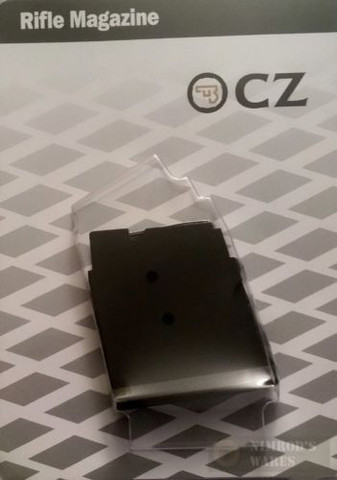 CZ 455 Rifle Magazine 22WMR 5 rounds 12010 Factory
