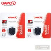 GAMO 10X Quick-Shot MAGAZINE 2-PACK .177 10 Rounds Swarm & Others 621258754
