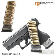 ETS Glock 43 G43 9mm 9 Round MAGAZINE 2-PACK GLK-43-9