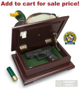 PS Magnetic Locking CONCEALMENT Storage Box DECOY-DUCK - Add to cart for sale price!