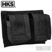 HKS 100B Universal Speedloader POUCH Cordura BLACK